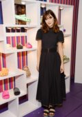 Zooey Deschanel attends an exclusive preview of Crocs` Spring/Summer 2020 Collection in New York City