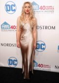 Amber Heard attends the Emery Awards at Cipriani Wall Street in New York City