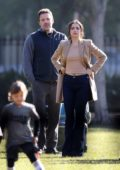 Ana de Armas and Ben Affleck spotted for the first time on the set of 'Deep Water' in New Orleans, Louisiana