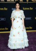 Ana de Armas attends the Premiere of 'Knives Out' at Regency Village Theatre in Los Angeles