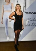 Ashley James attends Gabby Allen's SportFX Clothing Line Launch in London, UK