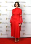 Caitriona Balfe attends the BAFTA Scotland Awards 2019 in Glasgow, Scotland