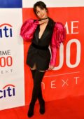Camila Cabello attends TIME 100 Next 2019 at Pier 17 in New York City