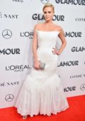 Charlize Theron attends the 2019 Glamour Women of the Year Awards at Alice Tully Hall in New York City