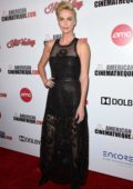 Charlize Theron attends the 33rd Annual American Cinematheque Awards Gala in Los Angeles
