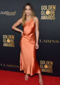 Chloe Bennet attends the Golden Globe Ambassador Launch Party in Los Angeles