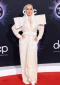 Christina Aguilera attends the 2019 American Music Awards at Microsoft Theater in Los Angeles