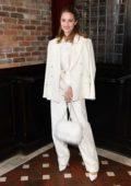 Dianna Agron attends Through Her Lens: The Tribeca Chanel Women's Filmmaker Program Luncheon in New York City