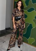 Eiza Gonzalez attends Dior Holiday Takeover at Bergdorf Goodman in New York City