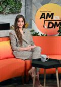 Hailee Steinfeld visits BuzzFeed's 'AM To DM' to discuss Apple TV+'s 'Dickinson' in New York City