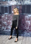 Hailey Bieber attends Calvin Klein 'A Night of Music, Discovery and Celebration' event in Berlin, Germany