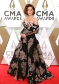 Halsey attends the 53nd annual CMA Awards at the Music City Center in Nashville, TN