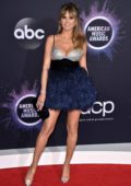 Heidi Klum attends the 2019 American Music Awards at Microsoft Theater in Los Angeles