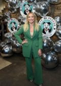 Hilary Duff attends Love Leo Rescue Cocktails for a Cause in Los Angeles