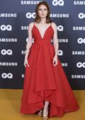 Ivana Baquero attends the 2019 GQ Men of the Year Awards in Madrid, Spain