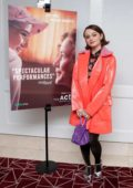 Joey King attends the SAG-AFTRA's Q&A for Hulu's 'The Act' at The London Hotel in West Hollywood, Los Angeles