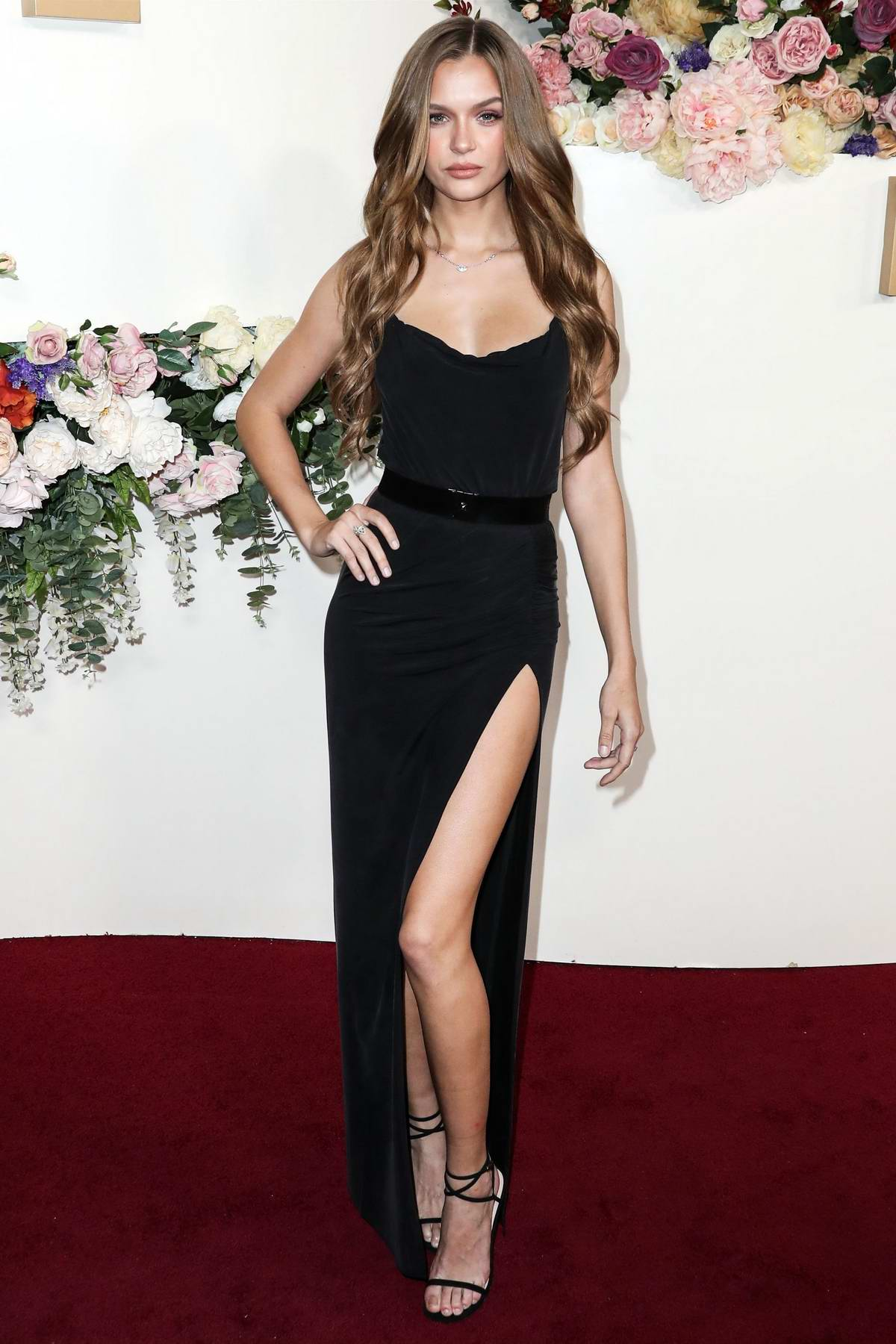 Josephine Skriver attends the 3rd Annual REVOLVE Awards at Goya Studios in Hollywood, California