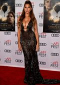 Kara del Toro attends 'The Aeronauts' film gala screening during AFI Fest in Los Angeles