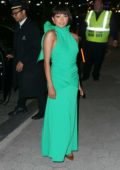 Kat Graham attends the CFDA & Vogue Fashion Fund Awards at Cipriani's in New York City