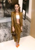 Kate Beckinsale attends MIRROR Westfield Century City grand opening event at Westfield Century City, California