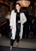 Katharine Mcphee attends Prostate Cancer Foundation Dinner in New York City