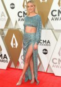 Kelsea Ballerini attends the 53rd annual CMA Awards at the Music City Center in Nashville, TN