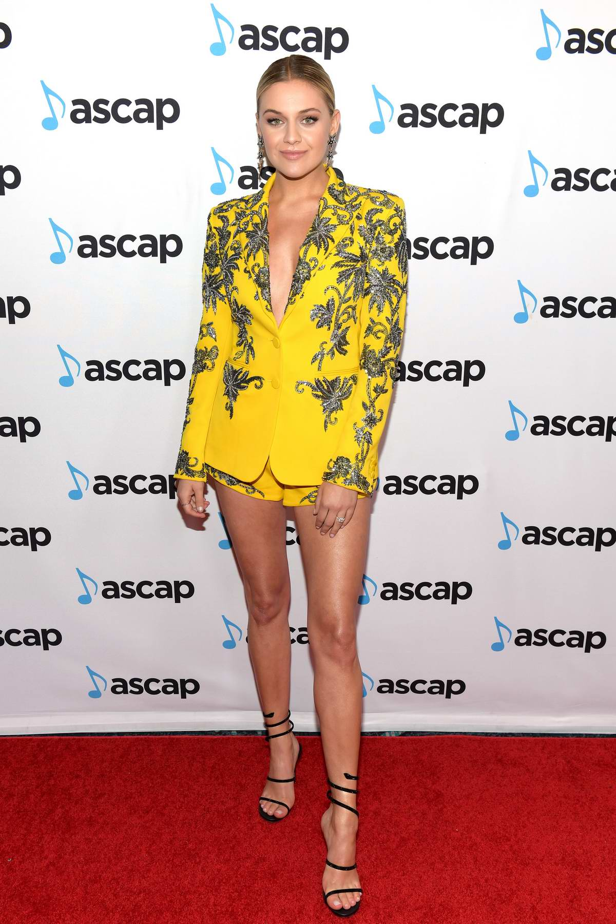 Kelsea Ballerini attends the 57th Annual ASCAP Country Music Awards in Nashville, TN