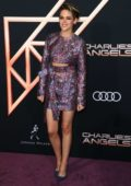 Kristen Stewart attends the Premiere of 'Charlie's Angels' at Westwood Regency Theater in Los Angeles