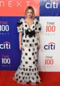 Lili Reinhart attends TIME 100 Next 2019 at Pier 17 in New York City