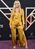 Lindsey Vonn attends the Premiere of 'Charlie's Angels' at Westwood Regency Theater in Los Angeles