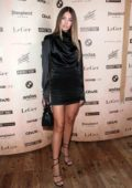 Lorena Rae attends Lena Gercke X ABOUT YOU Christmas Dinner & Party in Kitzbuehel, Austria