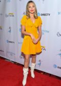 Maddie Ziegler attends the Los Angeles premiere of 'Ice Princess Lily' at AMC Santa Monica 7 in Santa Monica, California