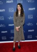 Margaret Qualley attends the Newport Beach Film Festival 2019 in Newport Beach, California