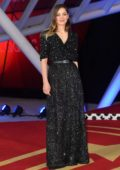 Marion Cotillard attends the 18th Marrakech International Film Festival Opening Ceremony in Marrakech, Morocco