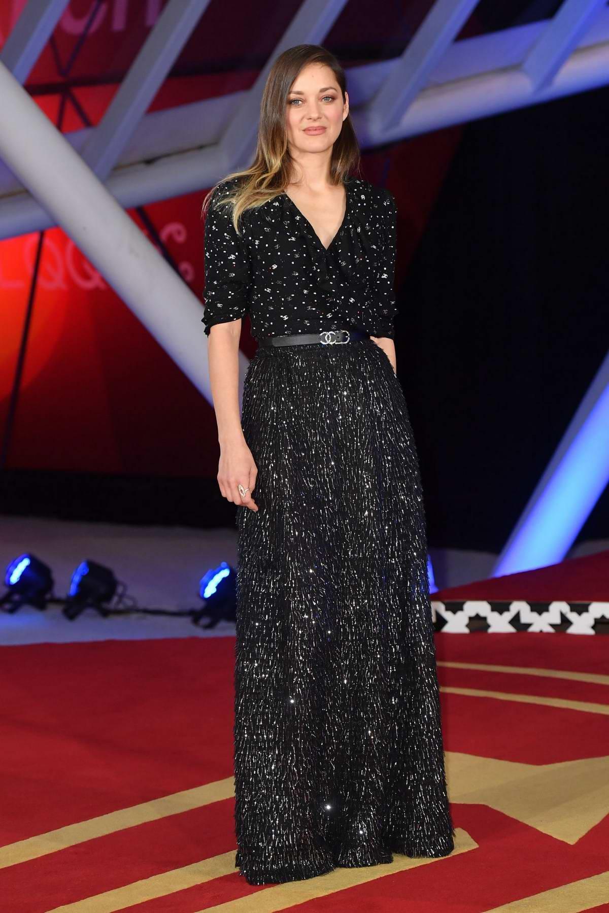 Marion Cotillard attends the 18th Marrakech International ...