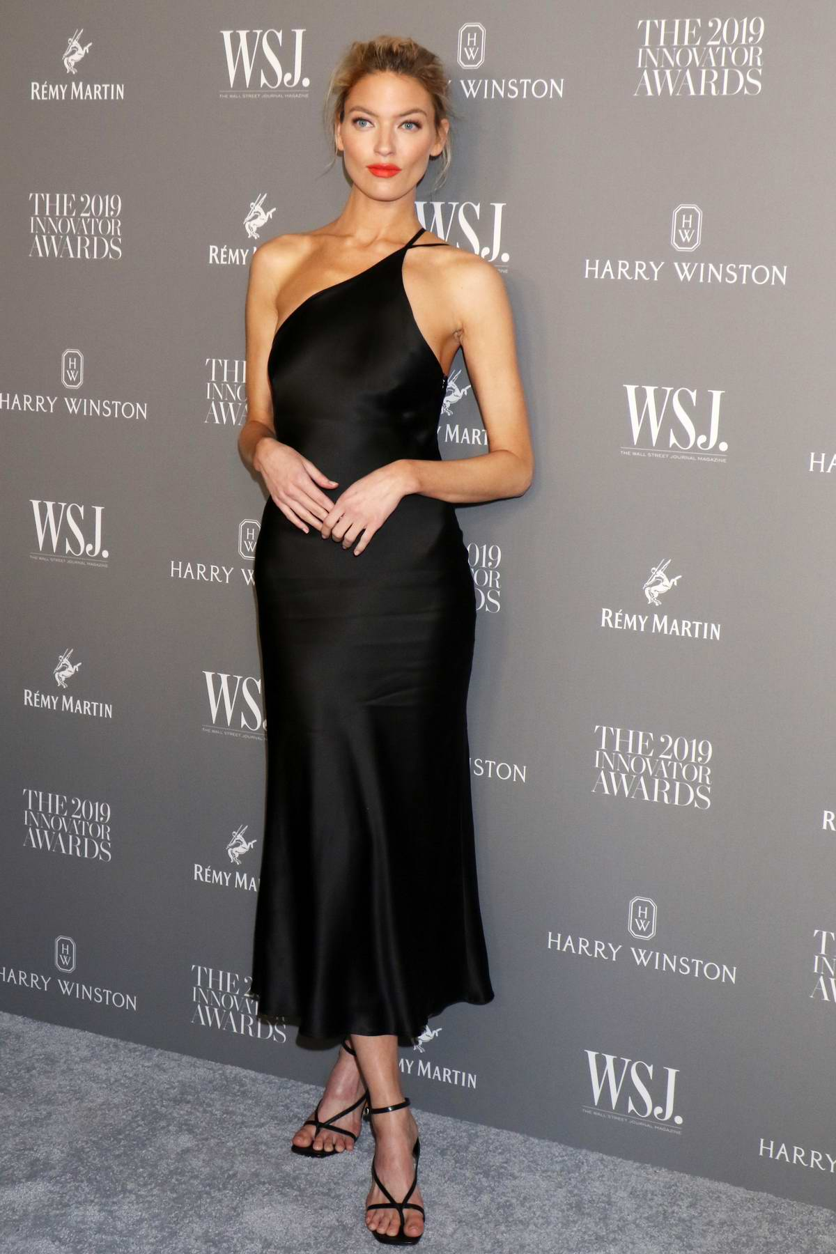 Martha Hunt attends the 9th Annual WSJ Magazine Innovator Awards at the Museum of Modern Art in New York City