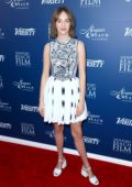 Maya Hawke attends the Newport Beach Film Festival 2019 in Newport Beach, California
