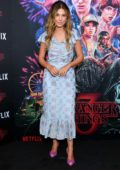 Millie Bobby Brown attends a Screening of 'Stranger Things', Season 3 at DGA Theater in New York City
