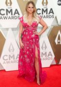 Miranda Lambert attends the 53nd annual CMA Awards at the Music City Center in Nashville, TN