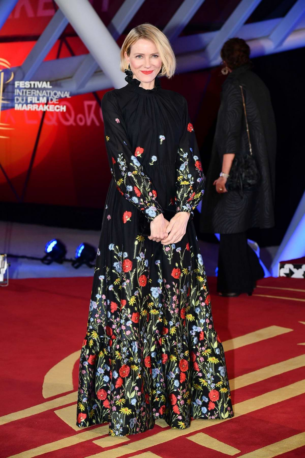 Naomi Watts attends the 18th Marrakech International Film Festival Opening Ceremony in Marrakesh, Morocco