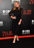 Natalie Alyn Lind attends the Nashville Premiere of 'Tell Me a Story', Season 2 at Ford Theater in Nashville, TN