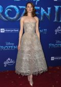 Evan Rachel Wood attends the Premiere of Disney's 'Frozen 2' at Dolby Theatre in Hollywood, California