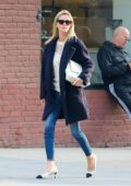 Nicky Hilton looks stylish as she strolls through the streets of Manhattan in New York City