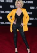 Nicky Whelan attends the Premiere of Ford v Ferrari at the TCL Chinese Theater in Los Angeles