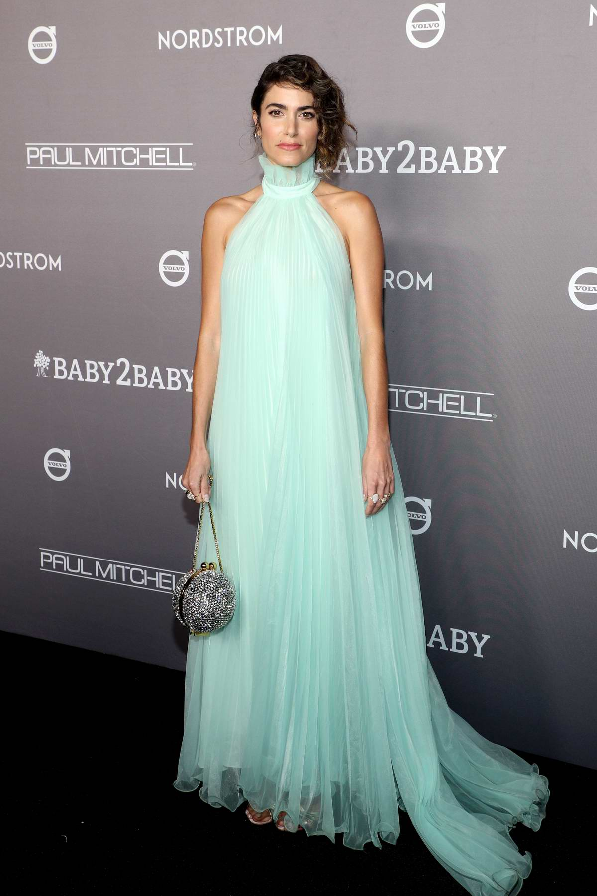 Nikki Reed attends the 2019 Baby2Baby Gala presented by Paul Mitchell at 3LABS in Culver City, California