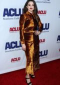 Selena Gomez attends the ACLU SoCal's Annual Bill of Rights Dinner in Beverly Hills, Los Angeles