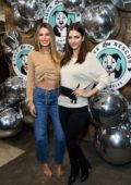 Victoria Justice and Madison Reed attend Love Leo Rescue Cocktails for a Cause in Los Angeles