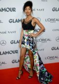 Yara Shahidi attends the 2019 Glamour Women of the Year Awards at Alice Tully Hall in New York City