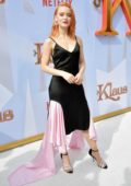 Zara Larsson attends the premiere of Netflix's 'Klaus' at Regency Village Theatre in Westwood, California