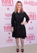Anna Paquin attends The Hollywood Reporter's Power 100 Women in Entertainment in Hollywood, California